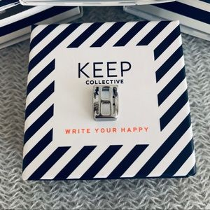 KEEP Collective   Xi Greek Letter Charm